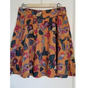 Nathalie Lete Paris Hamatreya Skirt Size 12
